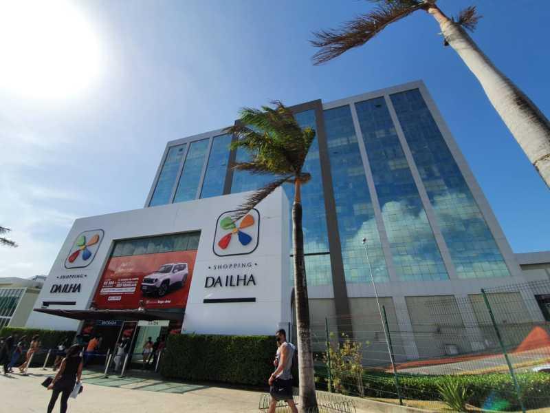 Sala comercial n° 1.009, Torre 01, 10° andar, Centro Empresarial Shopping da Ilha - Lance Inicial: R$244.948,39- Avaliação: R$244.948,39